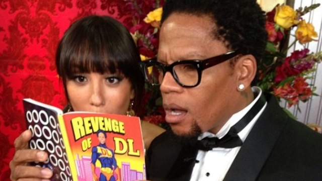 DL Hughley, DL Hughley Revenge, DWTS, Dancing With The Stars