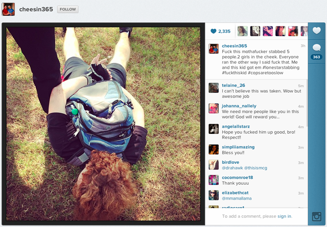 Dylan Quick Instagram, Steven Maida, Lone Star College Stabbing