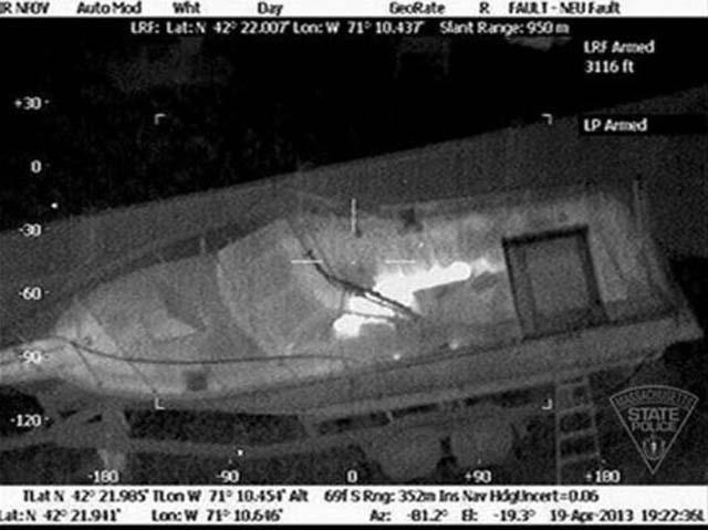 dzhokar boat infrared