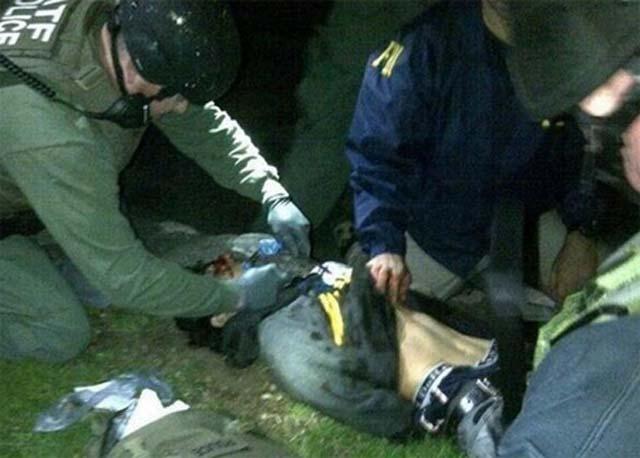 dzhokar captured suspect two caught