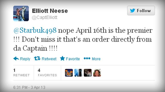 Elliott Neese's Twitter