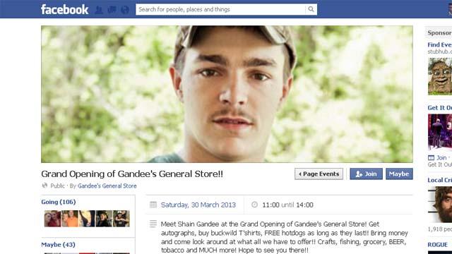 Shain Gandee Dead Shain Gandee Dies MTV Reality Star Dies Buckwild star dies