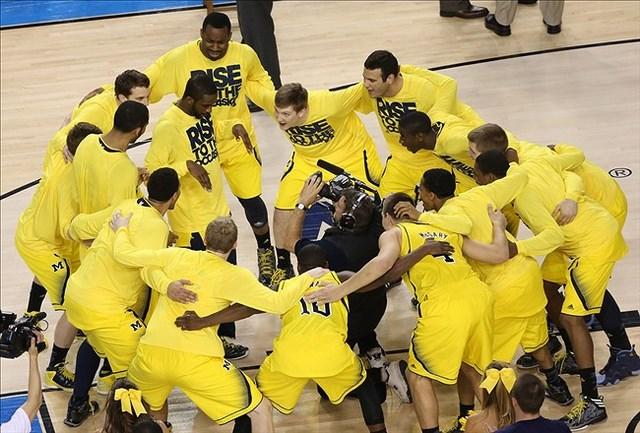 Louisville vs. Michigan, NCAA