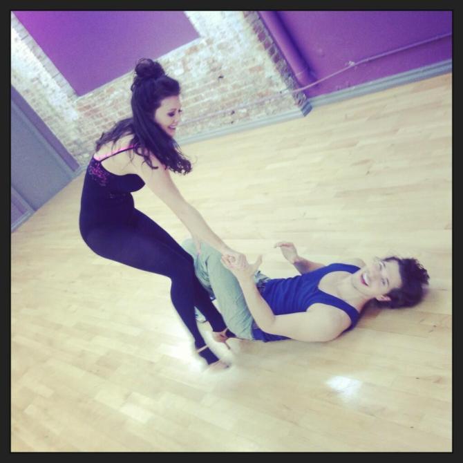 Gleb Savchenko, Lisa Vanderpump, DWTS, Dancing With The Stars