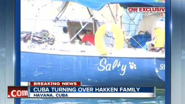 Hakken family Cuba, Joshua Hakken Cuba, Florida man takes family to Cuba.