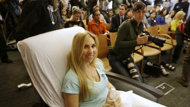 Heather Abbott Boston Bombing, Boston Bombing Victim