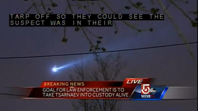 boston bomber caught