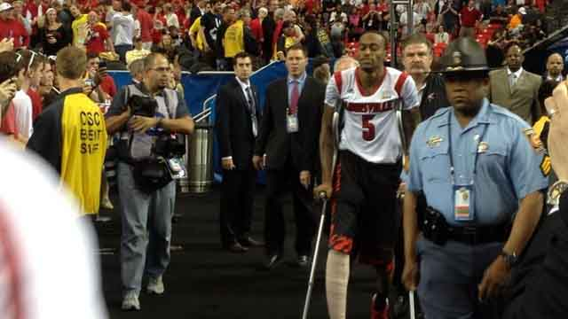 Kevin Ware NCAA, Kevin Ware Final Four.