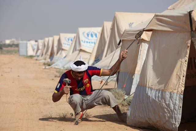 Refugee in Jordan