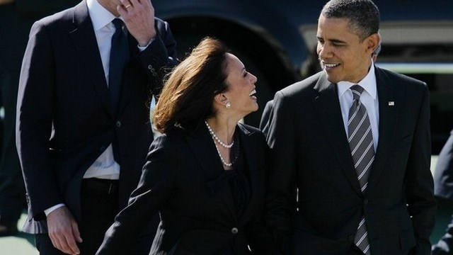 Kamala Harris, Barack Obama, Obama Harris Comment