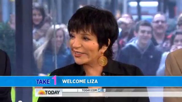 Liza Minnelli TODAY, Obama, Kamala Harris