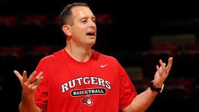 Eric Murdock FBI. Mike Rice scandal, Rutgers basketball scandal