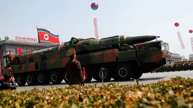 North Korean Embassies, North Korea tells diplomats to leave.