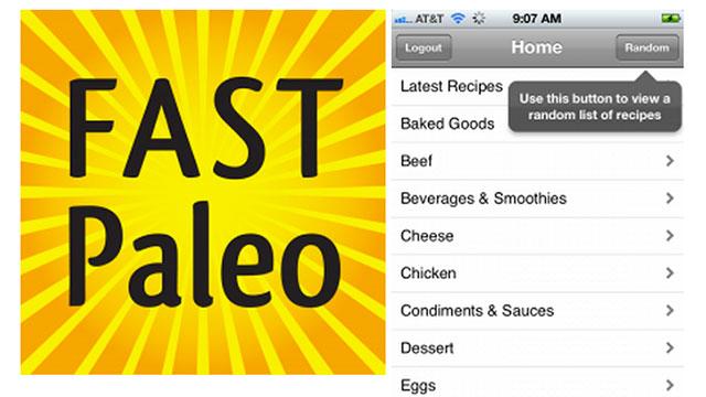 new-fast-paleo-app