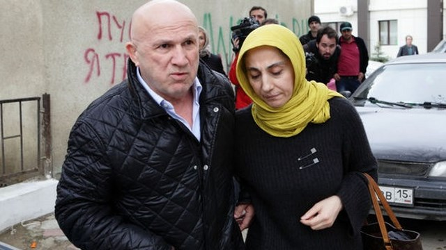 Boston Bomber' Mother, Anzor Tsarnaev, Zubeidat Tsarnaeva