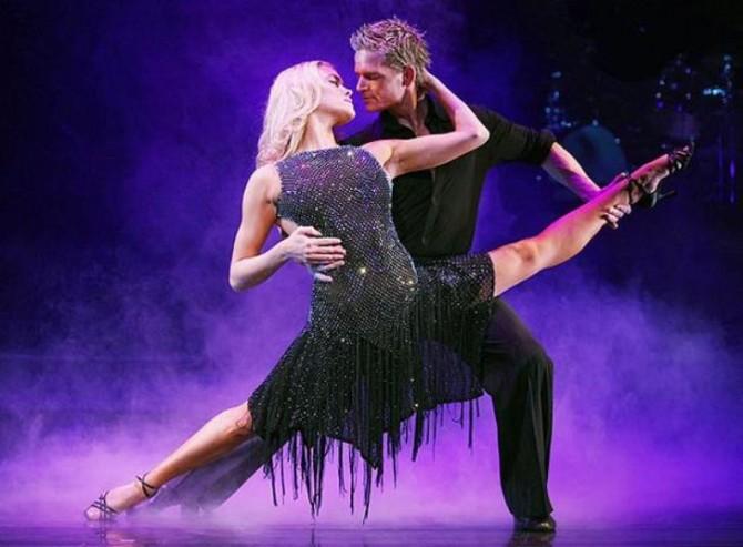 Peta Murgatroyd, DWTS, Dancing With The Stars, Burn The Floor, Damian Whitewood