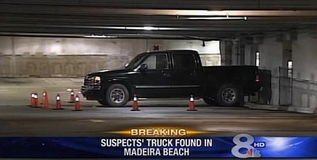 joshua hakken pickup truck found