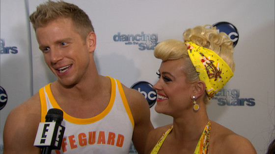 "View video: Sean Lowe Dishes on ""DWTS"" Performance"