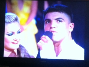 Victor Ortiz, DTWS, Dancing With The Stars
