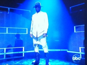Will.i.Am, DWTS, Dancing With The Stars