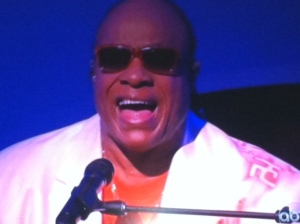 Stevie Wonder, DWTS