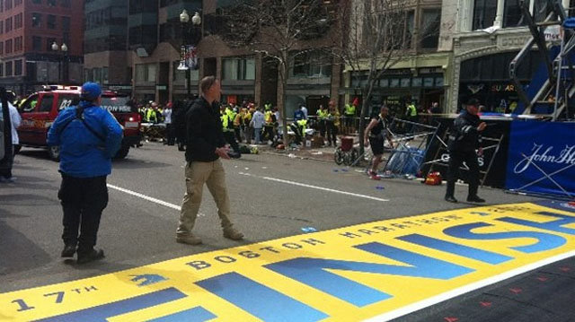 boston bombings, conspiracy