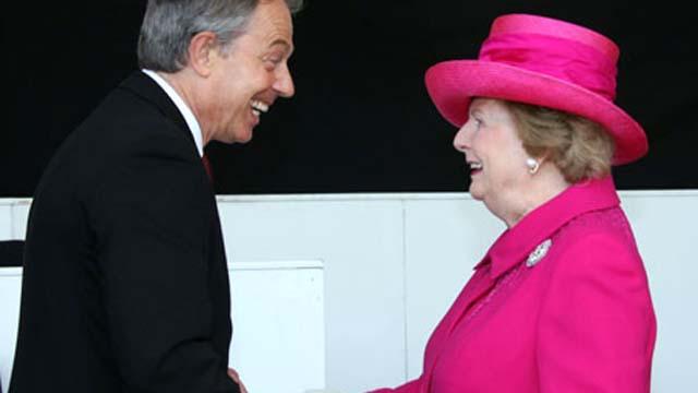 Margaret Thatcher Funeral Guest List