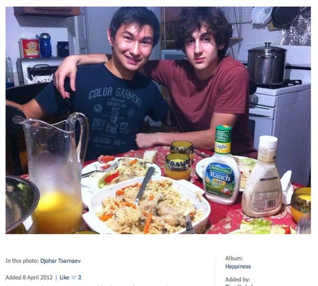 tsarnaev eating dzhokar