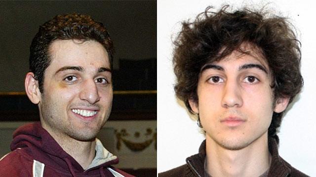 Boston Marathon Bombing Suspects, Tamerlan Tsarnaev, Dzhokhar Tsarnaev