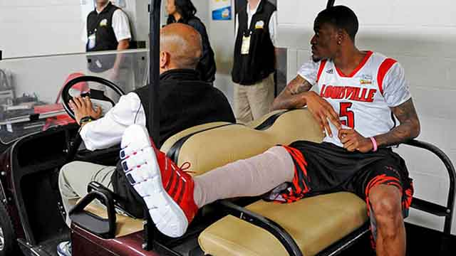 Kevin Ware NCAA, Kevin Ware Final Four