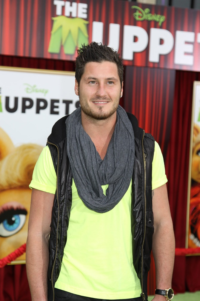 Muppets, Val Chmerkovskiy, DWTS, Dancing With The Stars,
