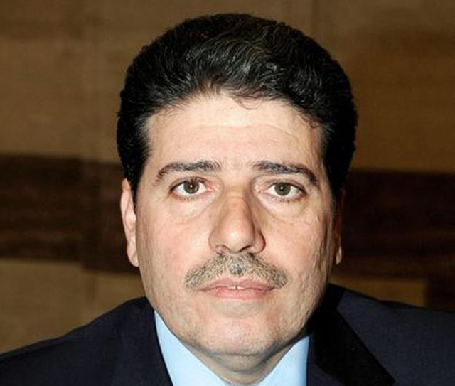 Syria Prime Minister Wael