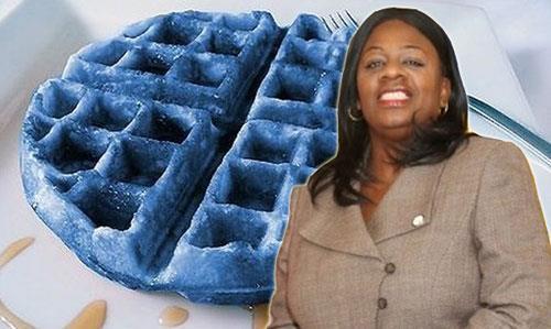 blue waffle panic