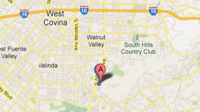 West Covina Home Depot, Man Saws Arms