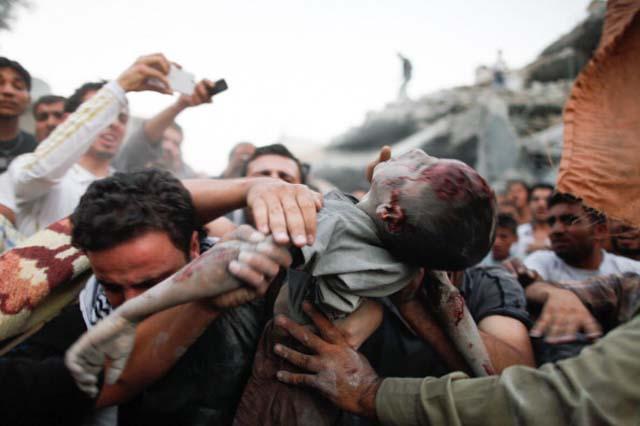 Syria Civil War Images Explicit Graphic