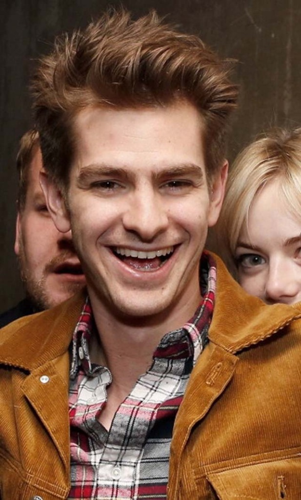 Emma Stone, Spiderman, Andrew Garfield