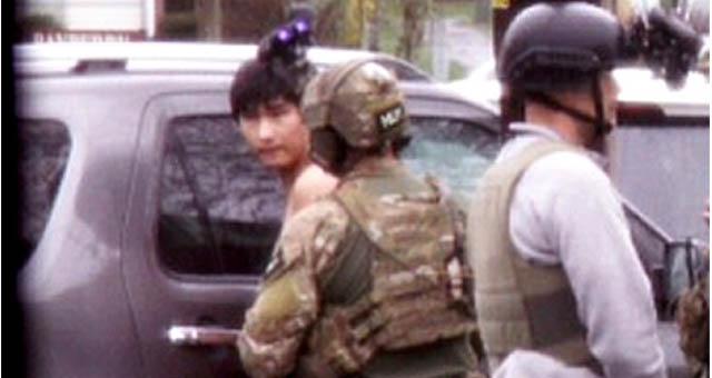 Kadyrbayev, arrested