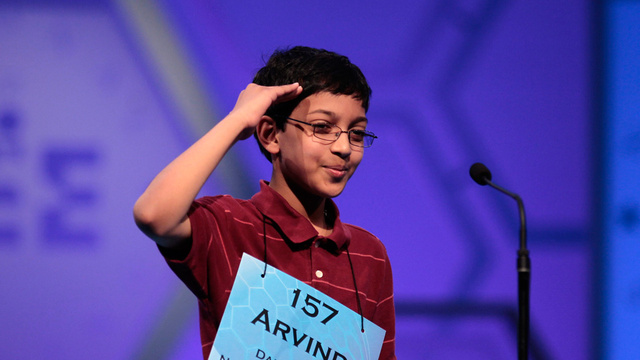 Scipps National Spelling Bee