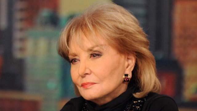 Barbara Walters, Barbara Walters Dementia, Barbara Walters Has Dementia, Barbara Walters The View, Barbara Walters, The View, Barbara Walters Retires
