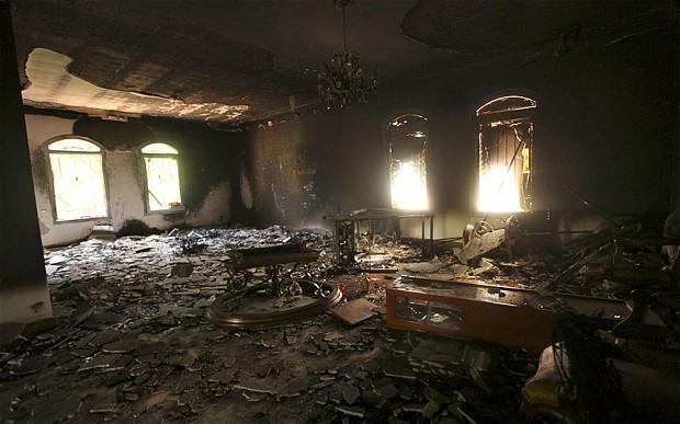 Benghazi, Benghazi Attack