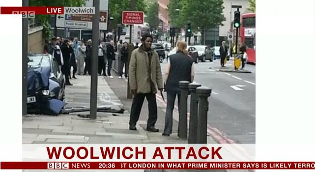 london machete terror attack, second attacker