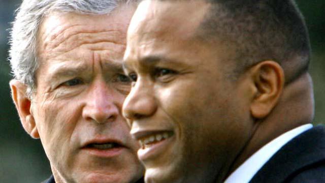Claude Alexander Allen III, Claude Allen, George W. Bush disgraced aid.