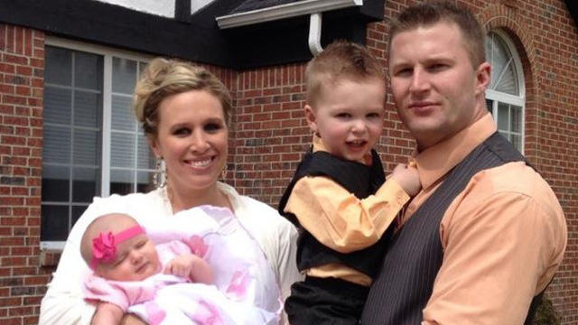 Cullen Finnerty and Family