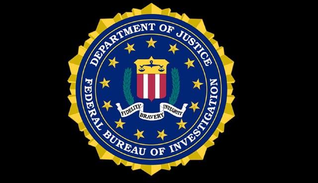 FBI Logo with Terminal warning Wallpapers