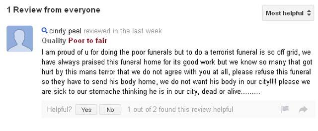 Tamerlan Tsarnaev's Funeral, Boston Bomber Funeral.