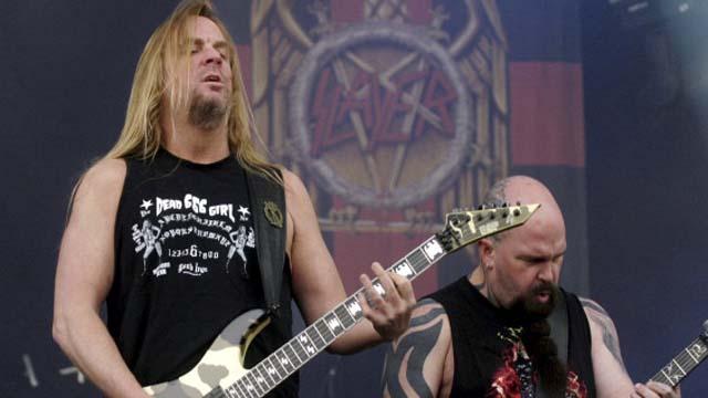 Jeff Hanneman Dies, Jeff Hanneman Dead, Jeff Hanneman Died, Slayer Guitarist dies