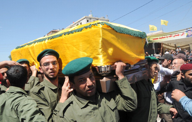 un hezbollah syria