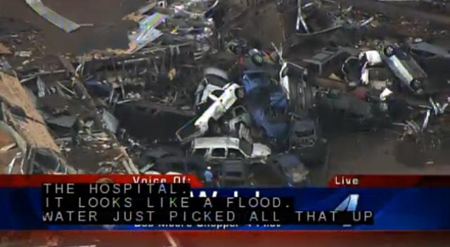 moore medical center tornado