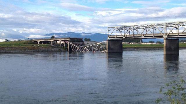 I-5 Bridge Collapses