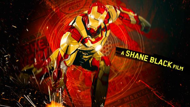 iron man, 3, release, unused, credits